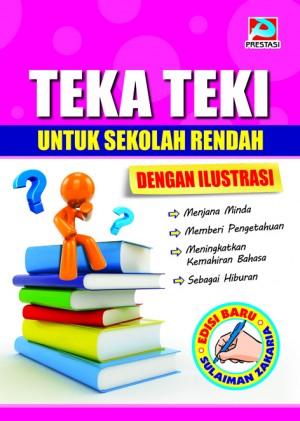 Teka-Teki Untuk Sekolah Rendah by Sulaiman Zakaria from  in  category