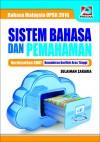 Sistem Bahasa Dan Pemahaman by Sulaiman Zakaria from  in  category