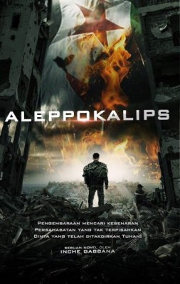 Aleppokalips by Inche gabbana from Penerbitan Wahai Sdn Bhd in General Novel category