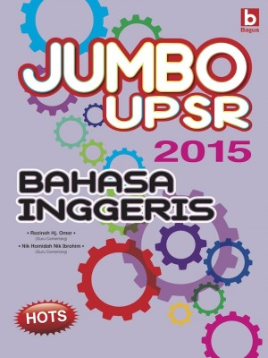 Jumbo Kertas Peperiksaan UPSR 2014 Bahasa Inggeris by Wendy Seow, Angel Sonam from Penerbitan Bagus Sdn. Bhd. in School Exercise category