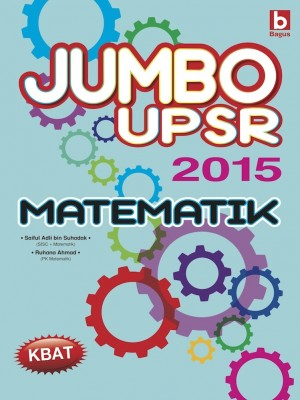 Jumbo Kertas Peperiksaan UPSR 2014 Matematik by Looi Liew Min from  in  category
