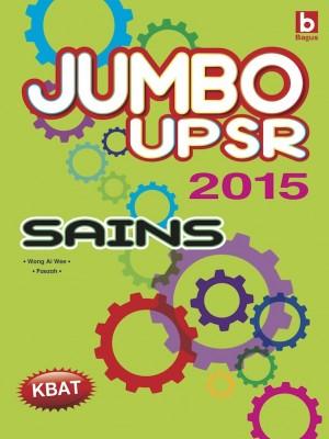 Jumbo Kertas Peperiksaan UPSR 2014 Sains by Lee Saw Im, Rozana Rosli from Penerbitan Bagus Sdn. Bhd. in School Exercise category