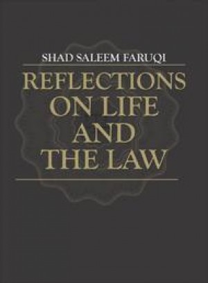 Reflections on Life and the Law