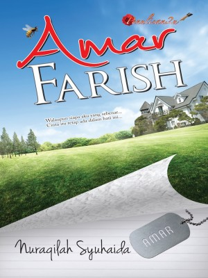 Amar Farish by Nuraqilah Syuhaida from PENULISAN ENTERPRISE in General Novel category
