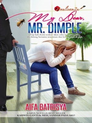 My Dear, Mr. Dimple by Aifa Batrisya from PENULISAN ENTERPRISE in General Novel category