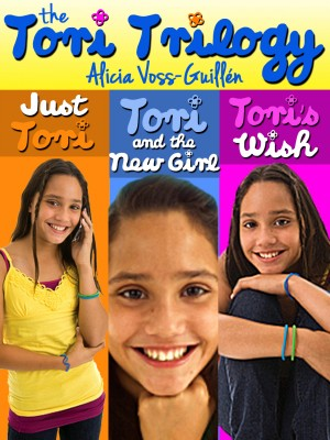 The Tori Trilogy by Alicia Danielle Voss-Guillén from Price World Publishing in Family & Health category