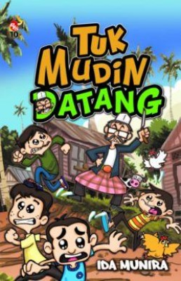 Tuk Mudin Datang by Ida Munira Abu Bakar from PTS Publications in Teen Novel category