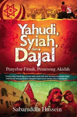 Yahudi, Syiah, dan Dajal Penyebar Fitnah, Pemesong Akidah