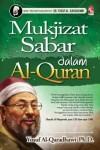 Mukjizat Sabar dalam Al-Quran by Yusuf Al-Qaradhawi Ph.D. from  in  category