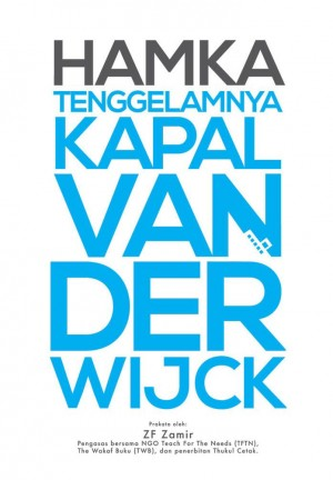 Tenggelamnya Kapal Van Der Wijck by HAMKA from PTS Publications in History category