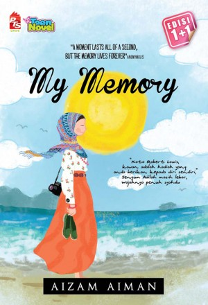 My Memory by Aizam Aiman from PTS Publications in Teen Novel category