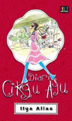 Diari Cikgu Ayu by Ilya Alias from PTS Publications in Teen Novel category