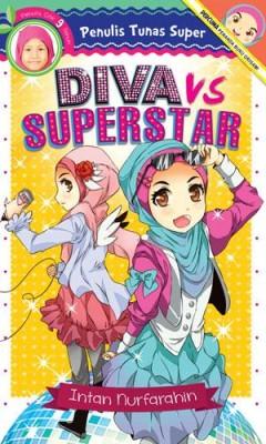 Diva vs Superstar by Intan Nurafarahin from PTS Publications in Teen Novel category