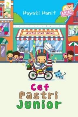Cef Pastri Junior Edisi Kemas Kini by Hayati Hanif from PTS Publications in Teen Novel category