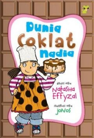 Dunia Coklat Nadia by Natasha Effyzal from PTS Publications in Teen Novel category