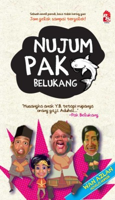 Nujum Pak Belukang by Wan Azlan from PTS Publications in Teen Novel category
