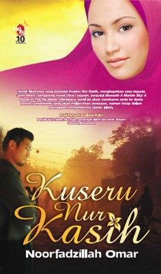Kuseru Nur Kasih by Noorfadzillah Omar from PTS Publications in General Novel category
