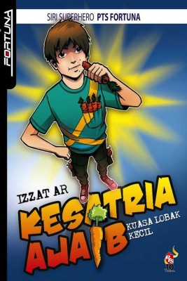 Kesatria Ajaib: Kuasa Lobak Kecil by Izzat AR from PTS Publications in Children category