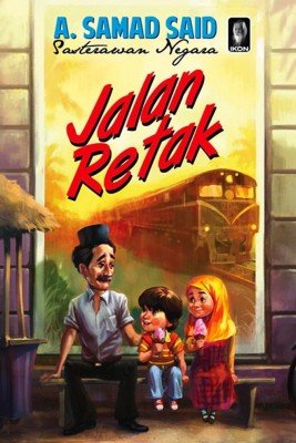 Jalan Retak by A. Samad Said from PTS Publications in Children category