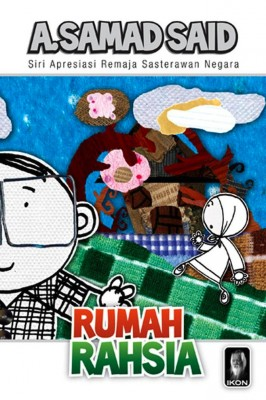 Rumah Rahsia by A. Samad Said from PTS Publications in Children category