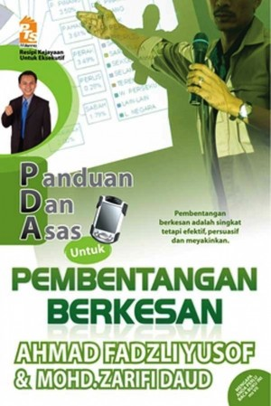 PDA untuk Pembentangan Berkesan