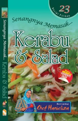 Senangnya Memasak… Kerabu & Salad by Chef Hanieliza from PTS Publications in Recipe & Cooking category