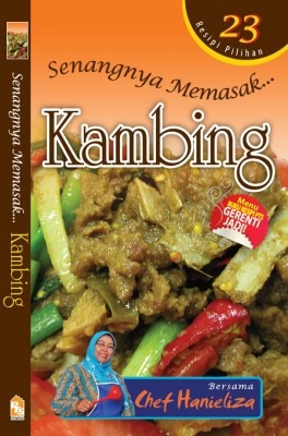 Senangnya Memasak… Kambing by Chef Hanieliza from PTS Publications in Recipe & Cooking category
