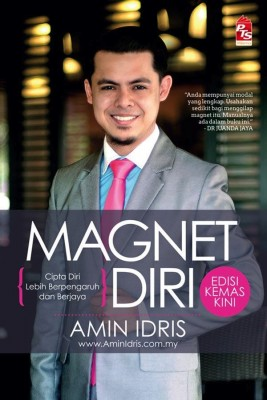 Magnet Diri - Edisi Kemas Kini by Amin Idris from PTS Publications in Motivation category