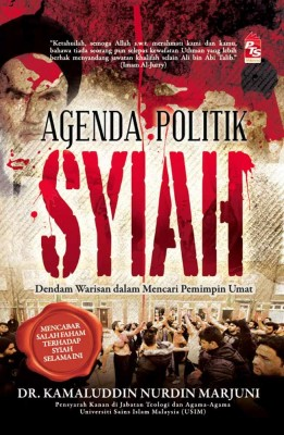 Agenda Politik Syiah by Kamaluddin Nurdin Marjuni from PTS Publications in History category