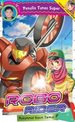 Tunas Super: Robo Rider