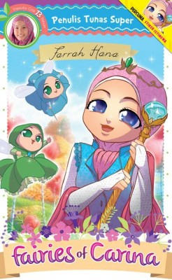 Tunas Super: Fairies of Carina