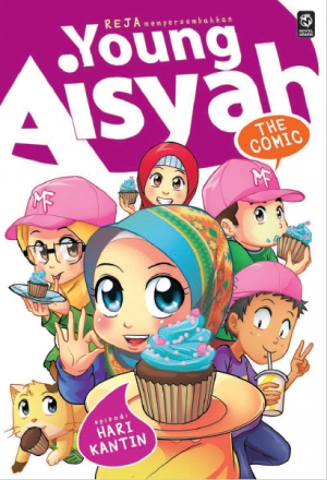 Young Aisyah The Comic #1: Hari Kantin by Reja from  in  category
