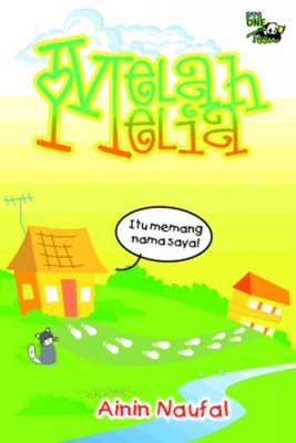 Melah Melia by Ainin Naufal from PTS Publications in Teen Novel category
