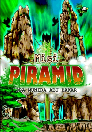 Misi Piramid by Ida Munira Abu Bakar from PTS Publications in Teen Novel category