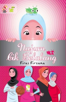 Nujum Cik Belalang by Firas Firzana from PTS Publications in Teen Novel category