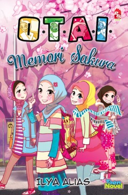 O.T.A.I: Memori Sakura by Ilya Alias from PTS Publications in Teen Novel category