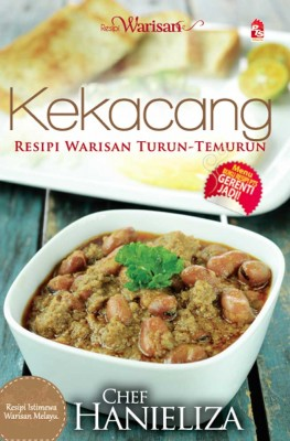 Resipi Warisan: Kekacang by Chef Hanieliza from  in  category