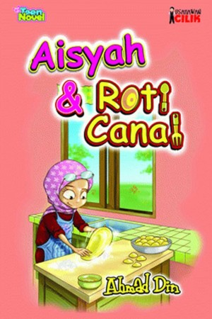 Usahawan Cilik - Aisyah dan Roti Canai by Mohd Ariffuddin from PTS Publications in Teen Novel category