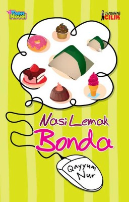 Usahawan Cilik - Nasi Lemak Bonda by Qayyum Nur from PTS Publications in Teen Novel category