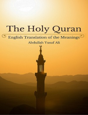 The Holy Quran English Translation of The Meanings by Abdullah Yusuf Ali from PublishDrive Inc in Islam category