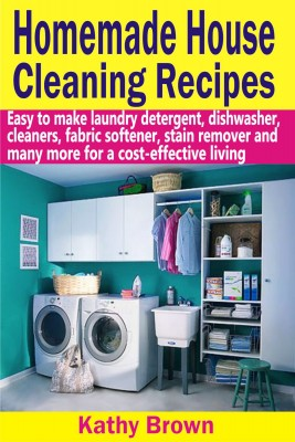 Homemade House Cleaning Recipes by Andrea Hutton from  in  category