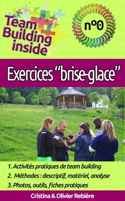 Team Building inside n°0: exercices brise-glace by Jack Stouffer from Publish Drive (Content 2 Connect Kft.) in General Academics category