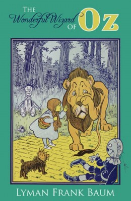 The Wonderful Wizard of Oz by Lyman Frank Baum from PublishDrive Inc in General Novel category