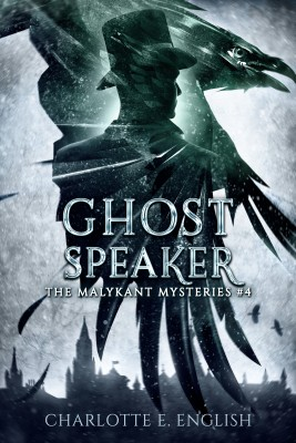 Ghostspeaker by Charlotte E. English from PublishDrive Inc in General Novel category