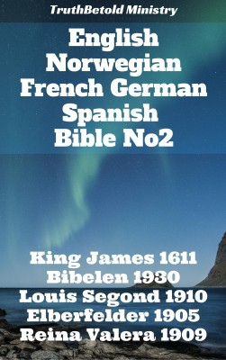 English Norwegian French German Spanish Bible No2