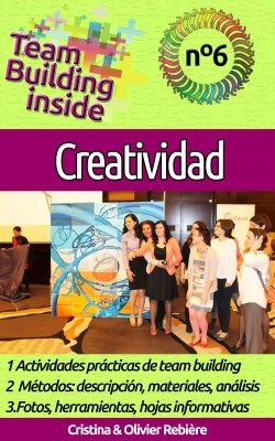 Team Building inside n°6 - creatividad by Area Madaras from Publish Drive (Content 2 Connect Kft.) in Business & Management category