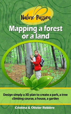Mapping a forest or a land by Jack Stouffer from Publish Drive (Content 2 Connect Kft.) in Engineering & IT category