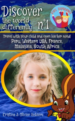 Discover the world differently n°1 by Cristina Rebiere from Publish Drive (Content 2 Connect Kft.) in Teen Novel category