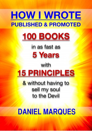 How I Wrote, Published and Promoted 100 Books by Jez Burrows from PublishDrive Inc in Autobiography & Biography category