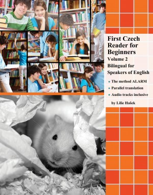 First Czech Reader for Beginners Volume 2 by Lilie Hašek from Publish Drive (Content 2 Connect Kft.) in Language & Dictionary category